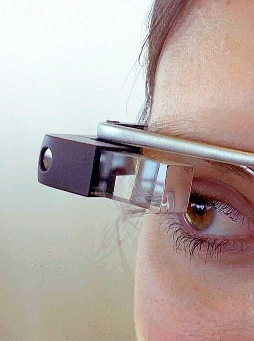 google Project Glass - Brille der Zukunft