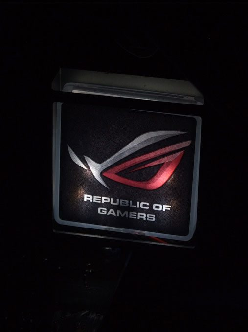 ASUS R.O.G. mit Haswell