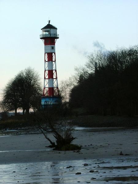 Leuchtturm Rissen