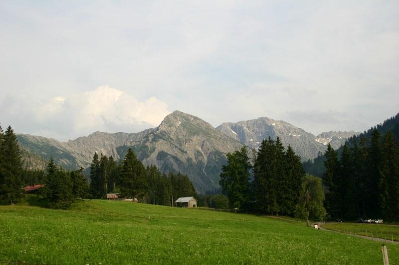 Meine Alpen