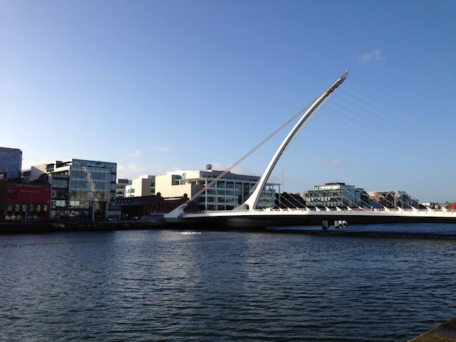 Dublin, echt toll ...