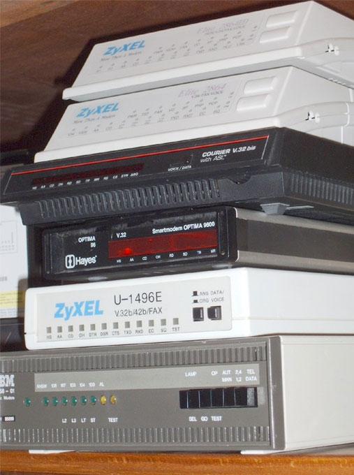 Telekom macht ernst – Internet wie in den 90ern