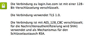 SSL live.com