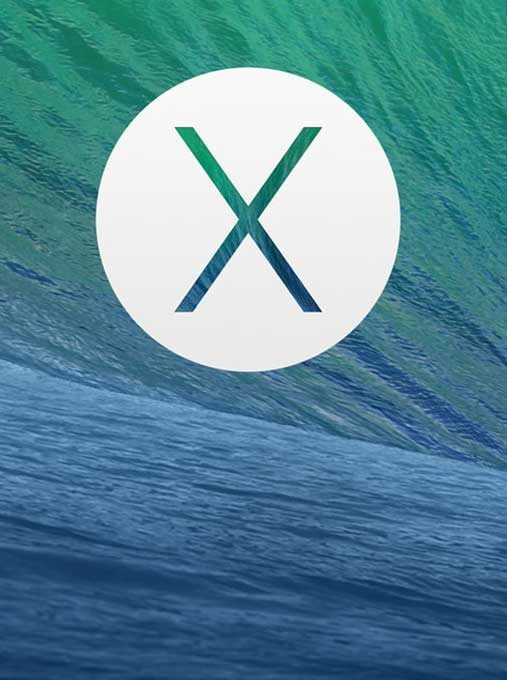 OSX Mavericks Platzverschwendung