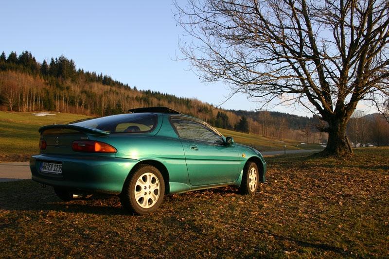 Mazda MX3 V6