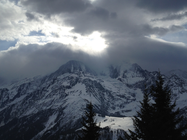 Snowtrek in Chamonix