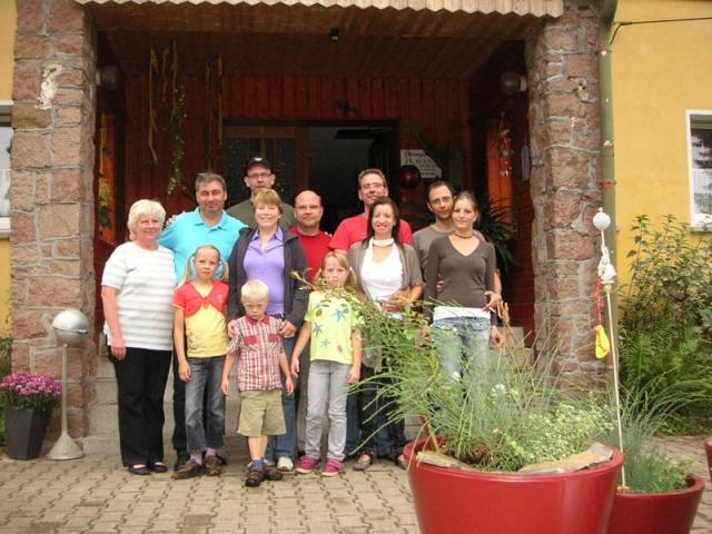 Treffen der Generationen 2010