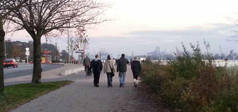 Die Hamburg-Gang